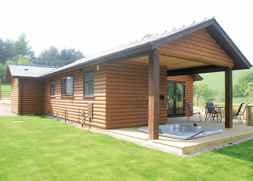 Bleddfa Lodge