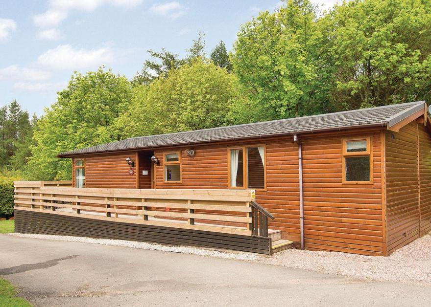 Longnor Wood Lodge 2