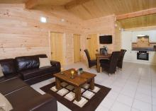 Badger Log  Cabin 6