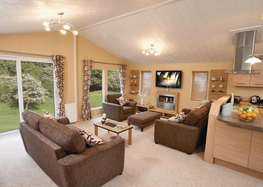 Blandford 3 Bed Lodge