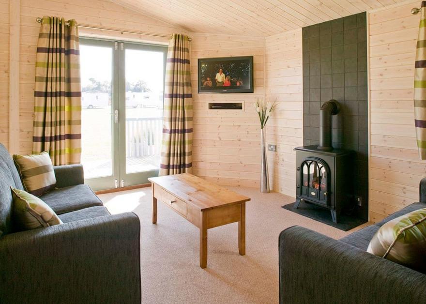 3 Bed Lodge