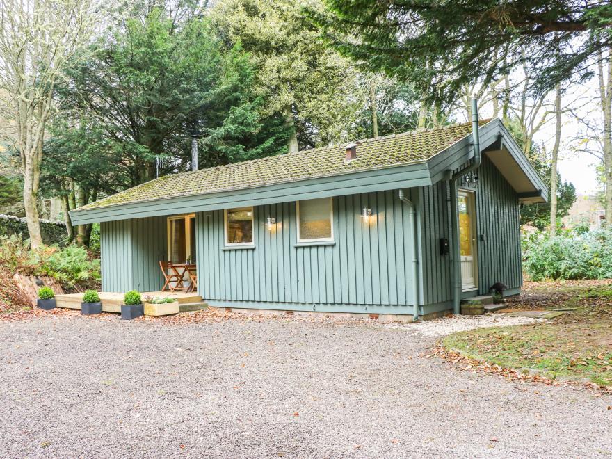 Nutkin Lodge