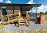 Woodhall Country Park Lodges