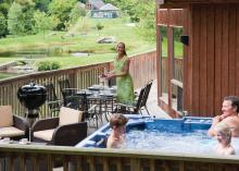 Penvale Lakes Lodges