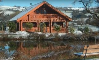 Luxury Lodges Wales