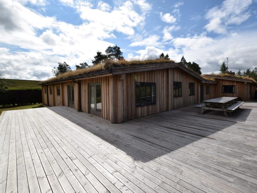 Log Cabin in Ayrshire