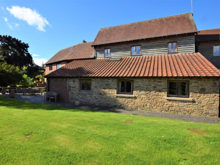 Barn in Shropshire