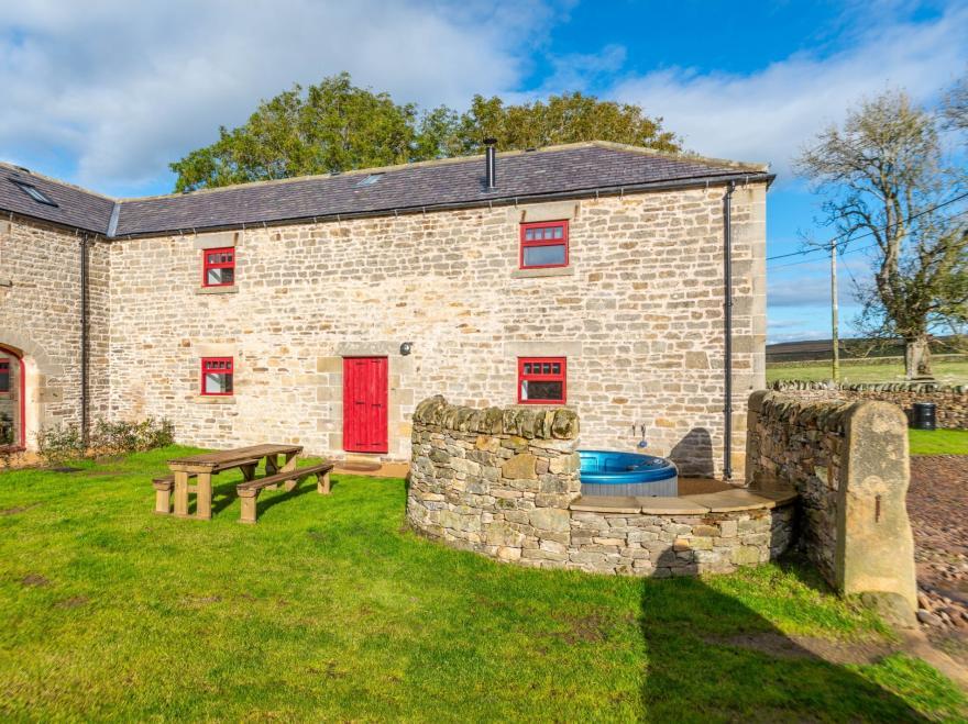 Barn in Northumberland