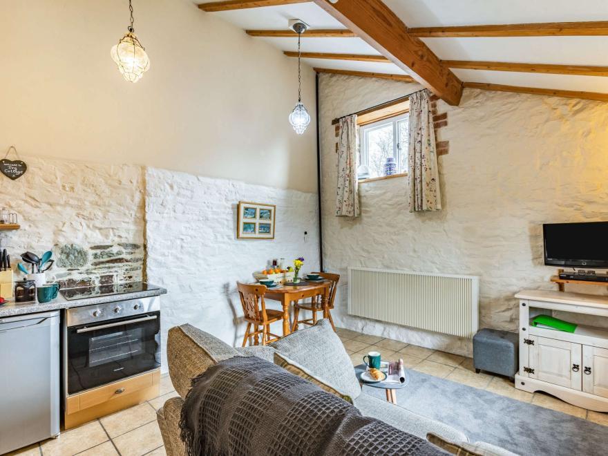 Barn in North Devon