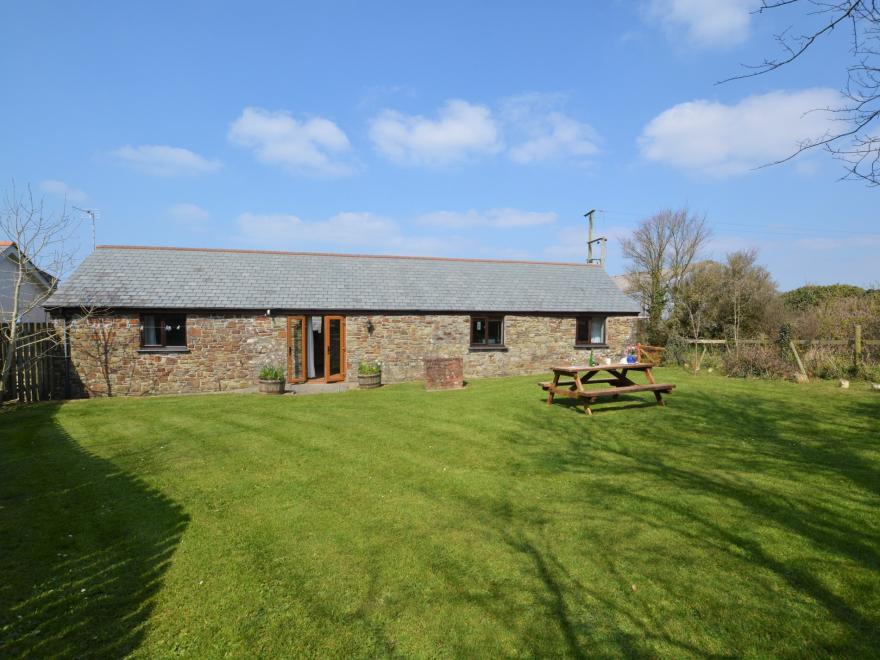 Barn in North Cornwall