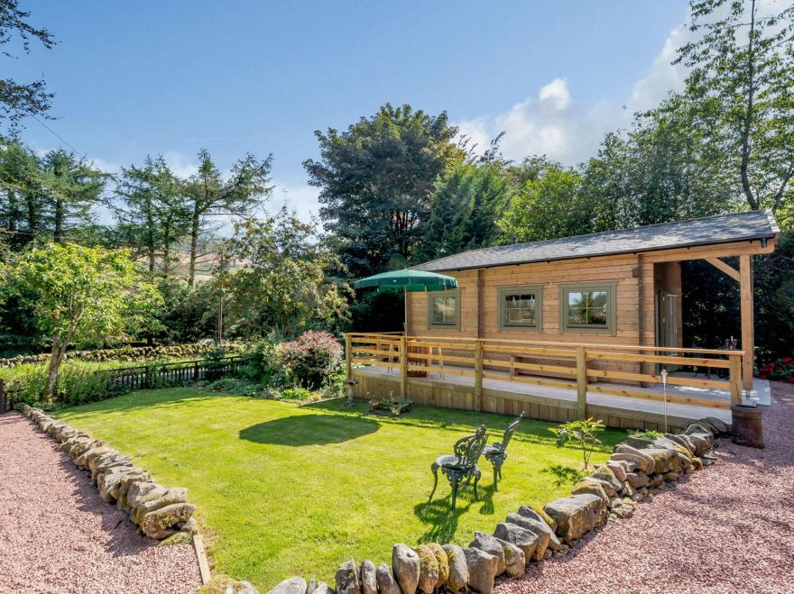 Log Cabin in Dumfries and Galloway