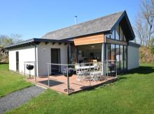Log Cabin Near Bamburgh (1.2mls SW)