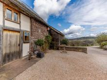Cottage Near Abergavenny (8mls N)