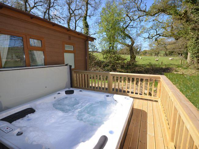 Log Cabin near Okehampton (2mls NE)