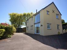 House Near Cardigan (7mls NE)