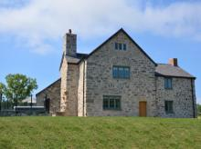 House Near Denbigh (5.5mls NW)