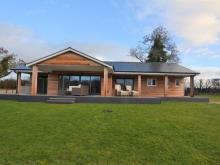 Log Cabin Near Oswestry (6mls S)