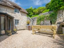 Cottage Near Lulworth Cove