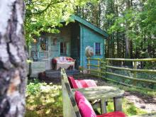 Log Cabin Near Hay-On-Wye (7mls SE)