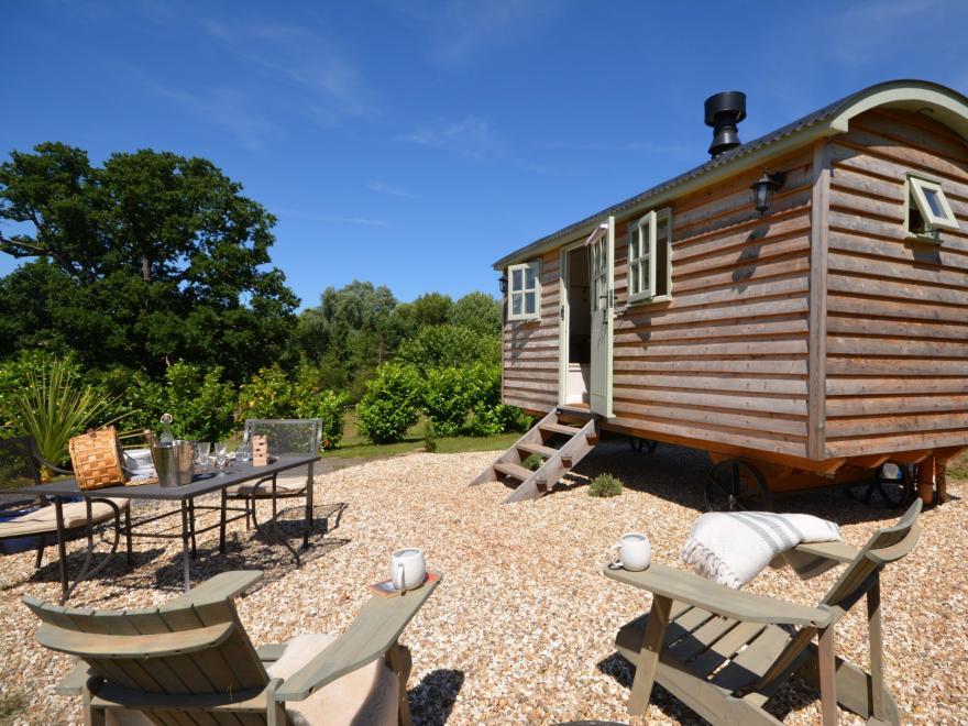 Log Cabin near Lympstone