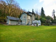 House Near Betws-Y-Coed (1.5 Mls SE)