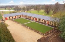 The Dairy At Burghley (12 Guests)