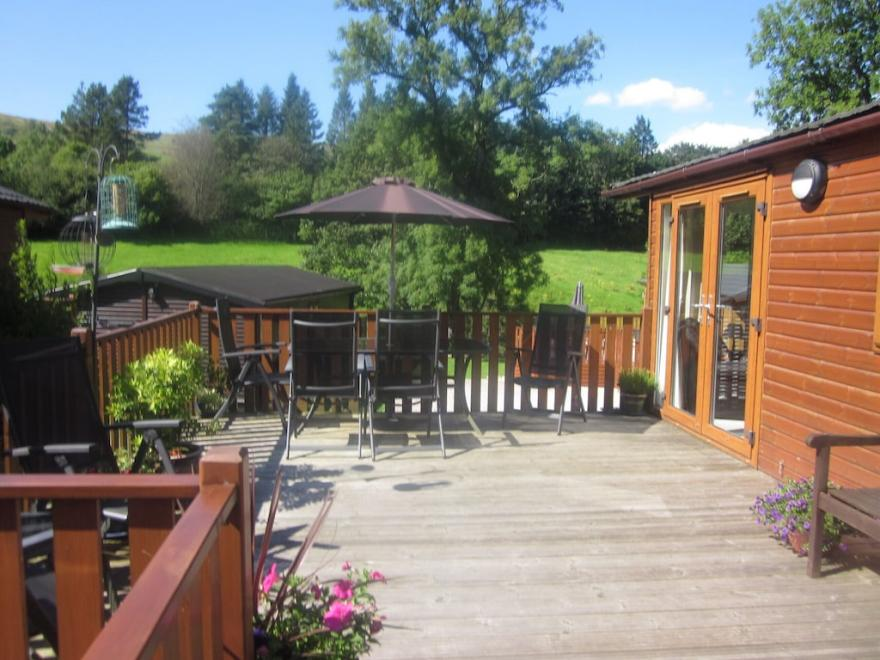 Luxury Lake District Lodge