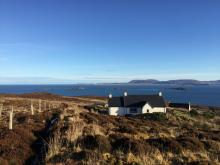Creagach Cottage - What A View
