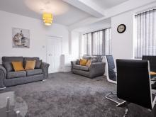 Fabrik Apartments – Stargaze Suite, Blackpool