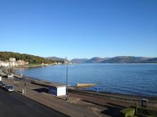 Two Bedroom Flat Rothesay Bute