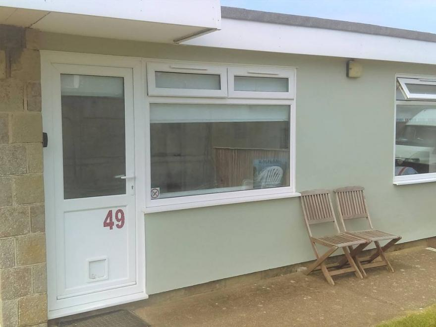 49 Sandown Bay Holiday Centre