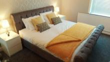 Sunflower Suite  Sasco Apartments, Blackpool
