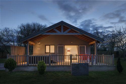 Kingfisher Lodge, Redlake Farm
