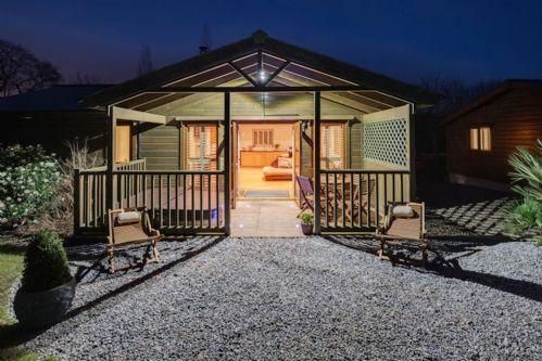 Kingfisher Lodge, South View Lodges