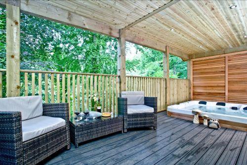 Oak Lodge, South View Lodges