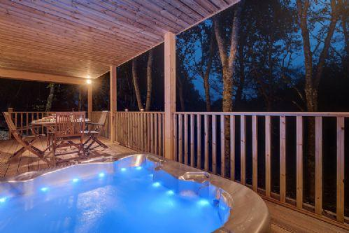 Willow Lodge, South View Lodges